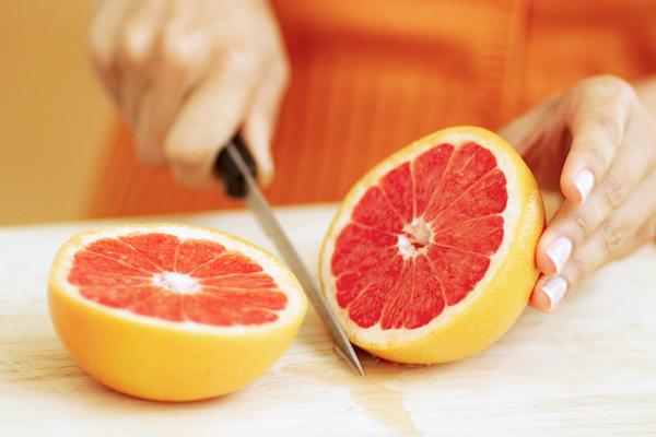 batido con toronja para reducir grasa abdominal